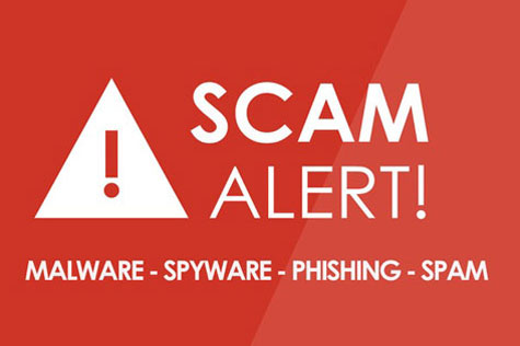 ARE YOU BEING SCAMMED?