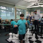 Support of Waiuku Primary assists chess-mad children