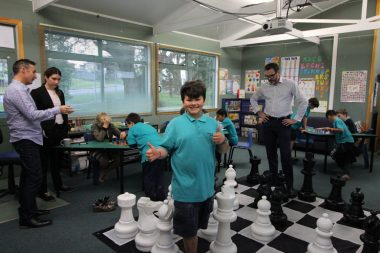 Waiuku Primary Student Year 7's Nathan Stenhouse