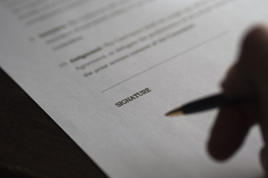 Penalty enforcement due to breach of contract