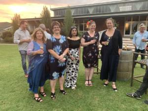 Franklin Law Christmas Function